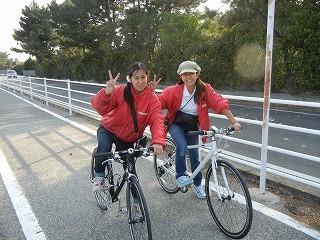 サイクリング部