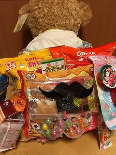 お菓子リュック-1